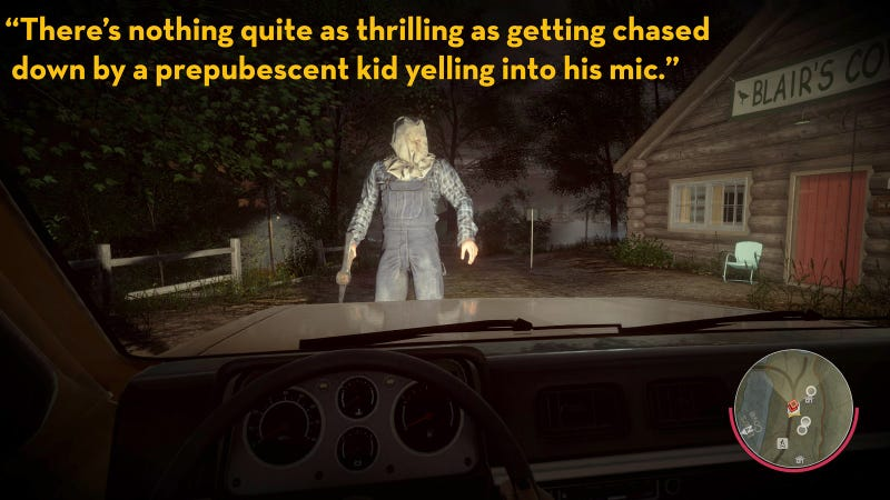 Illustration for article titled Friday the 13th, As Told By Steam Reviews