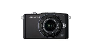 Illustration for article titled Whoa, Olympus' New Micro Four Thirds PEN E-PM1 Is $500