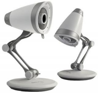 Illustration for article titled Boynq's Iris Webcam Has a Touch of Anglepoise in its Design
