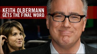 Illustration for article titled Keith Olbermann Insists Suzy Kolber Was Just As Toxic At ESPN As He Was