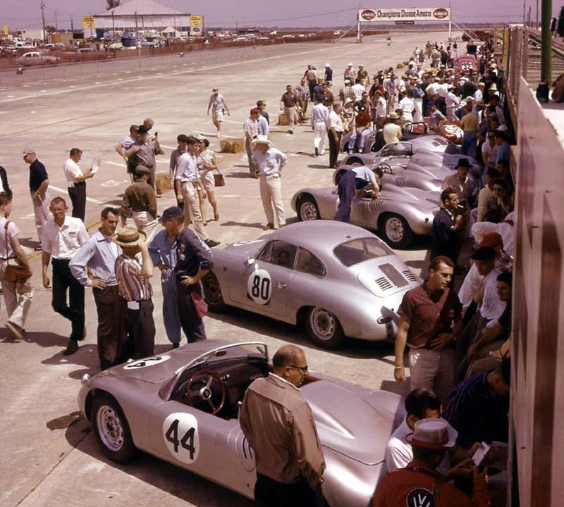 Illustration for article titled Vintage Sebring Goodness, Courtesy Of The Binghamton Automobile Racing Club