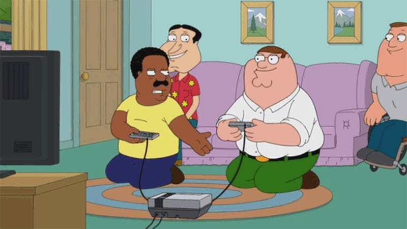 7-Year-Old Gaming Vid Briefly Pulled From YouTube Because Of Family Guy