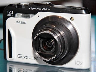 Illustration for article titled Casio's EX-10HG Camera Is Bringing Its Special Indoor Geotagging To the Table In October