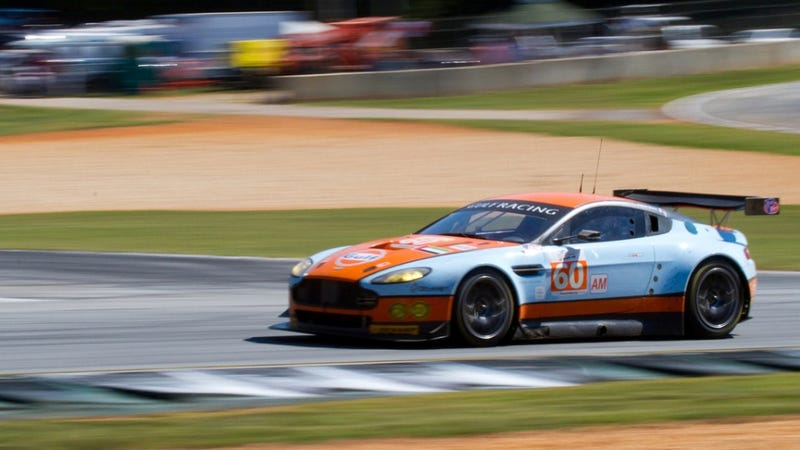 Illustration for article titled Petit Le Mans 2011: Epic Photo Gallery