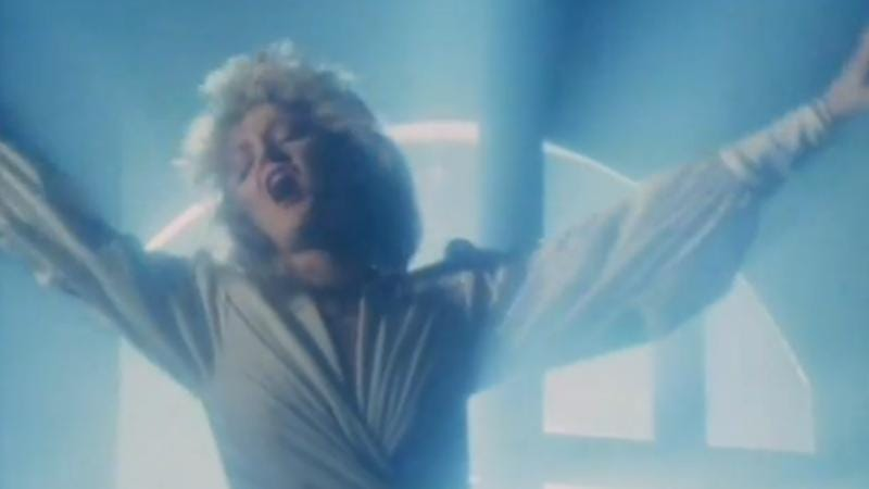 "Bonnie Tyler nails it in ""Total Eclipse Of The Heart."""