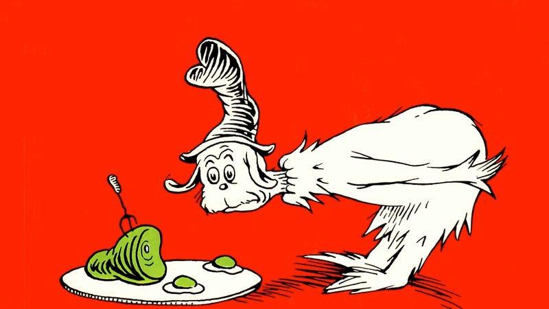 Illustration for article titled Ellen DeGeneres is making a Green Eggs And Ham show for Netflix