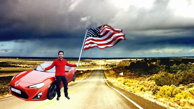 Illustration for article titled Show Us America's Prettiest Roads for Nino Karotta's Next Road Movie
