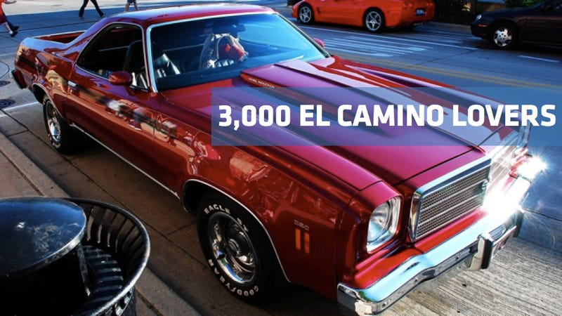 Illustration for article titled GM will bring back the El Camino if 100,000 people comment on this post