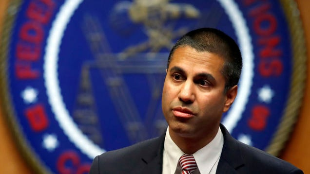 Ajit Pai Knew FCC Cyberattack Was Fake for Seven Months but Kept Quiet