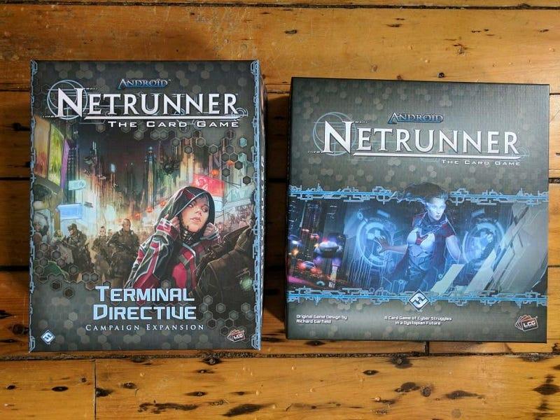 Netrunner: Terminal Directive