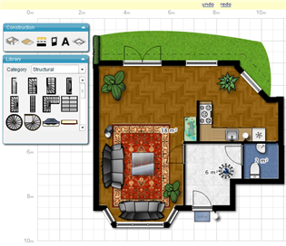 Web Site Floorplanner Is A Web Based Floor Planning Application That  Creates Complex Layouts To Help You Design The Layout Of Any Room In Your  Home.