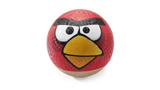 Illustration for article titled Angry Birds Ball