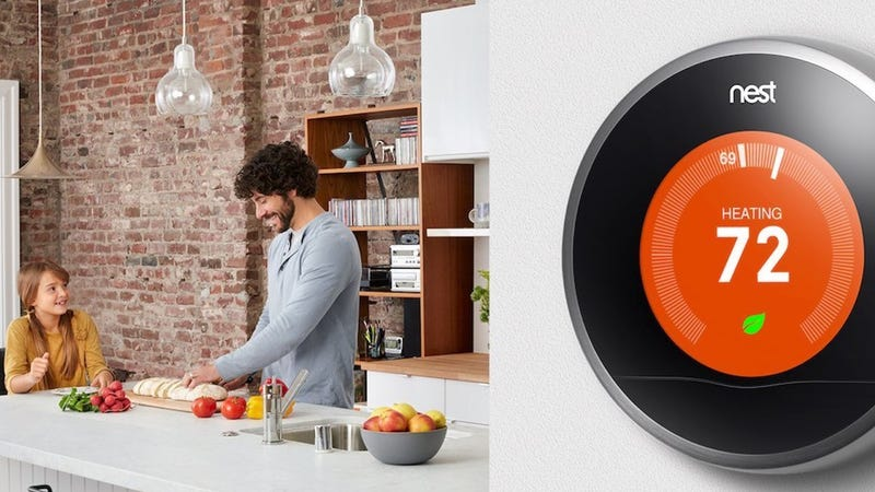 Nest Learning Thermostat 3rd Gen, $198
