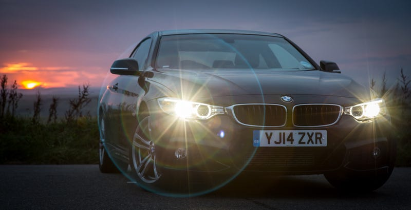 Illustration for article titled Is the 4 Series better than the A5?  Why yes, yes it is.