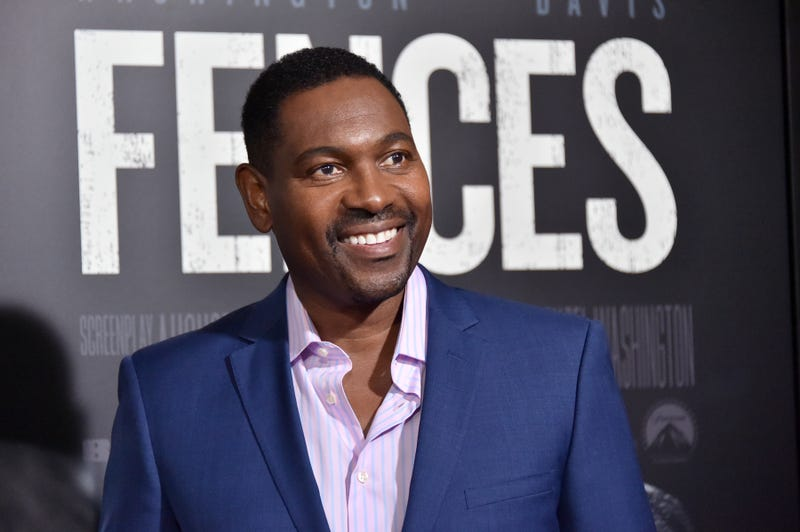 Mykelti Williamson, who appears in the new movie FencesMike Coppola/Getty Images