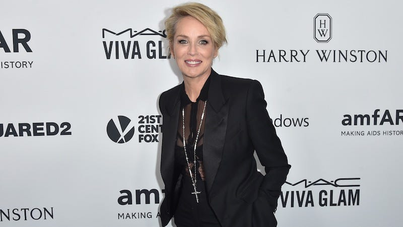 Illustration for article titled Sharon Stone Is Latest Actress to Open Up About Hollywood Wage Gap Issue