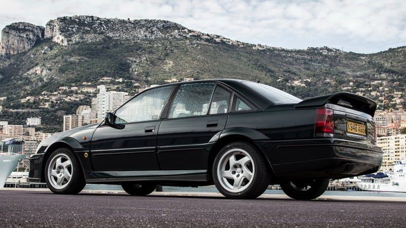 Illustration for article titled Comment Of The Day: Any Excuse To Bring Up The Lotus Carlton Edition
