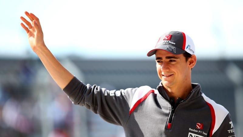 Illustration for article titled Esteban Gutiérrez Lands At Ferrari As A Test Driver