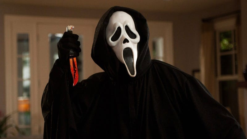 Scream comes to Netflix in May.