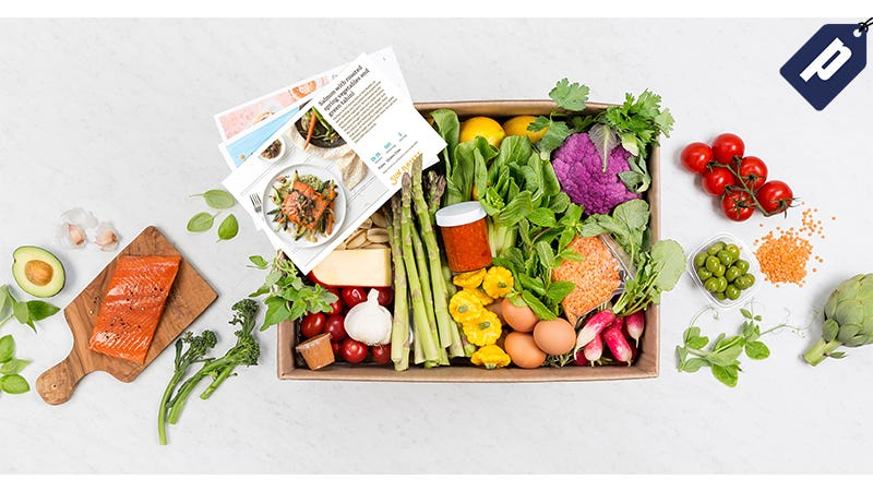 Illustration for article titled Save $35 On Your First Week Of Sun Basket Meals: Fresh & Healthy Ingredients Delivered
