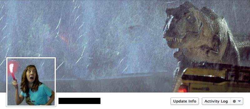 Esta chica tiene las mejores fotos de portada de Facebook