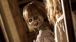 Illustration for article titled Creepy Real-Life Doll From The Conjuring Gets Her Own Film