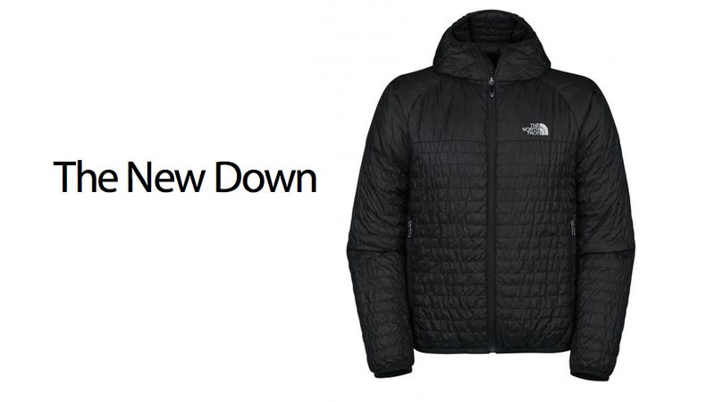 Illustration for article titled North Face's New ThermoBall Jacket: It's Better than Down