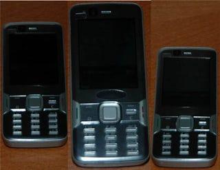 Illustration for article titled Nokia N82 Spy Shots