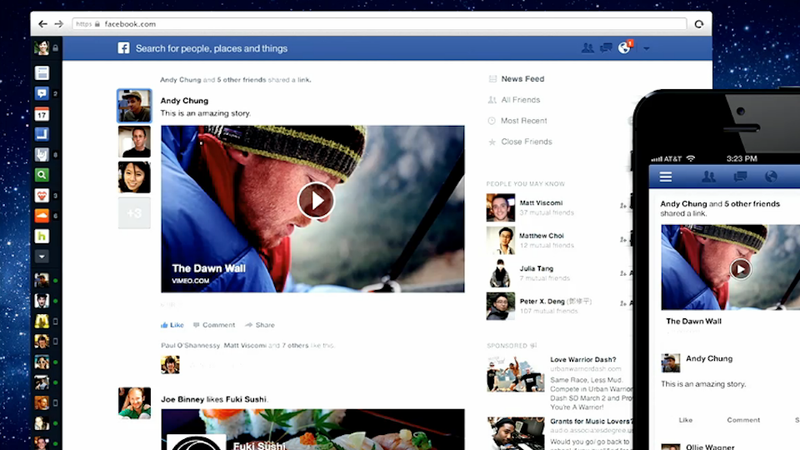 Illustration for article titled Facebook's New News Feed: The Biggest Change In Years