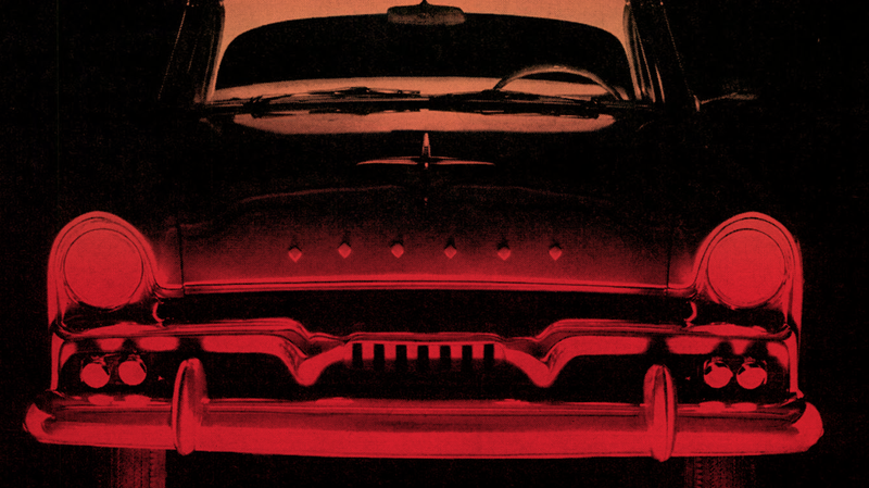 Illustration for article titled This May Be The Earliest Fake-Generic Car Used In An Ad
