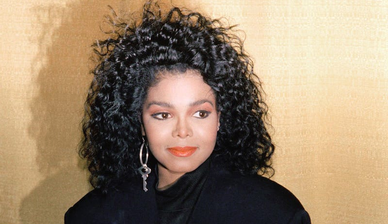 Image result for janet jackson young