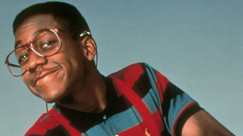 Jaleel White as Steve Urkel (Photo: Fotos International/Archive Photos/Getty Images)