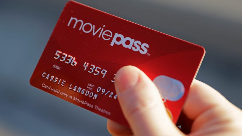 Illustration for article titled Report: Increasingly Desperate MoviePass May Not Be Paying for Major Films Anymore