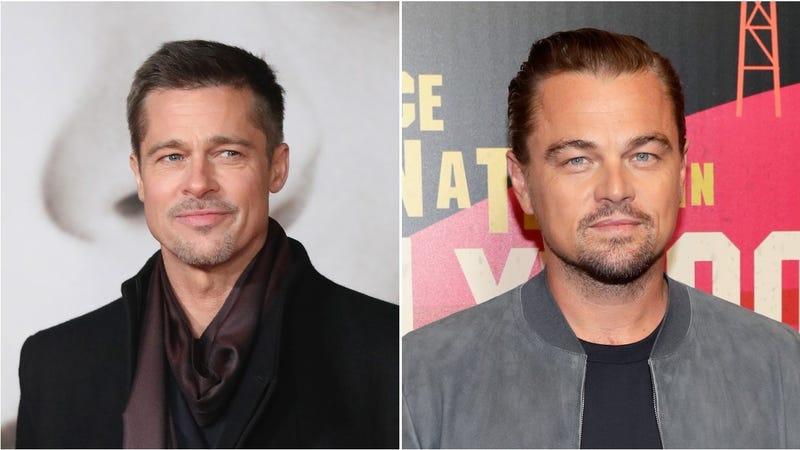Illustration for article titled Brad Pitt and Leonardo DiCaprio turned down Brokeback Mountain