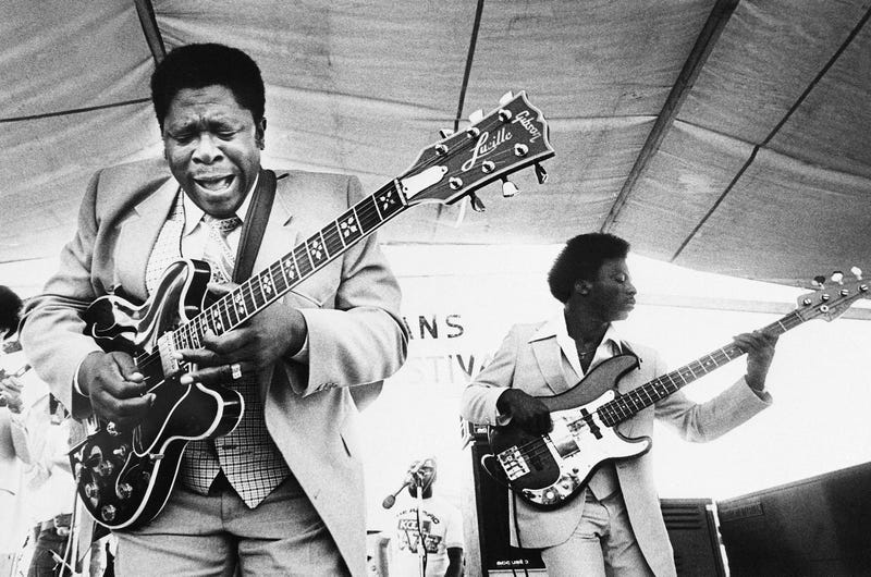 Illustration for article titled Despite Daughters' Accusations, Tests Prove B.B. King Was Not Poisoned