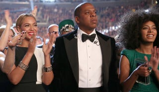 Illustration for article titled Beyoncé, Jay Z, Solange Issue Statement: 'We've Put This Behind Us'