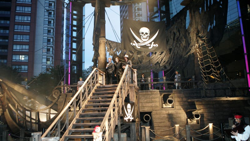 Disney Removing Bride Auction Scene From 'Pirates Of The Caribbean' Ride