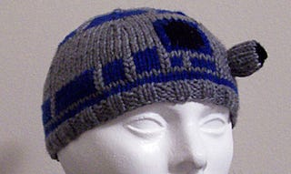 Illustration for article titled R2-D2 Beanie Gives Us a Warm Fuzzy Feeling