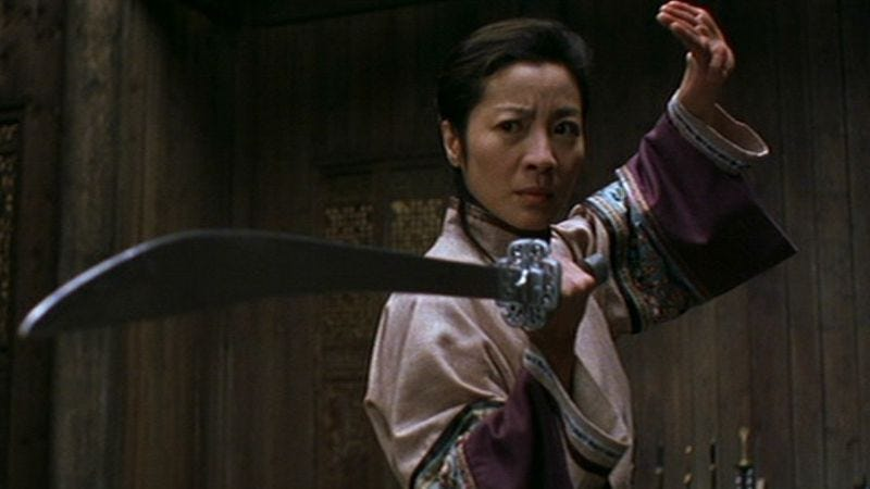 Illustration for article titled A Crouching Tiger, Hidden Dragon sequel is in the works