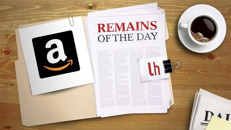Illustration for article titled Remains of the Day: Amazon Wants to Sell Your Indie Films and Videos