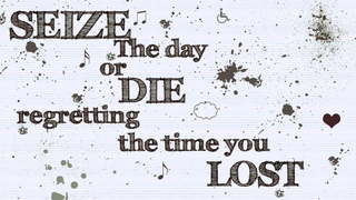 Illustration for article titled TAY Time Chat: Seize the Day