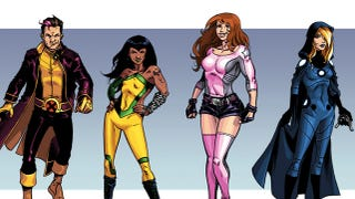 Illustration for article titled Will these be The Avengers in the year 2027?