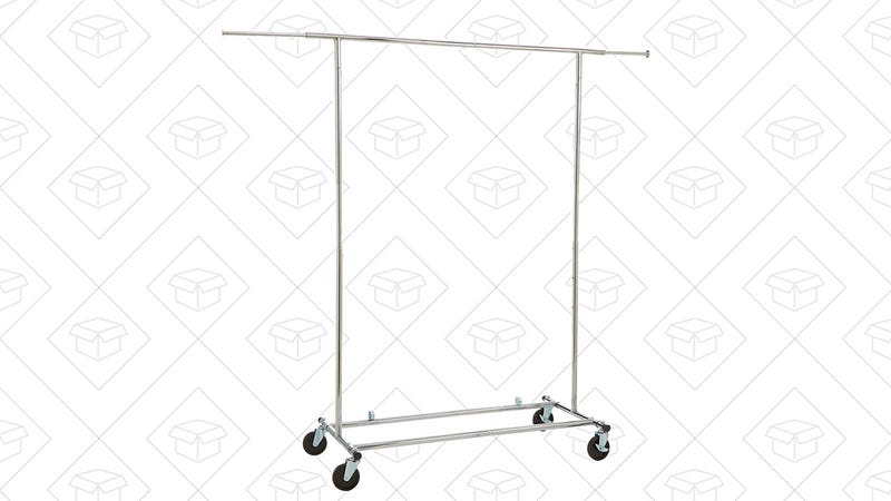AmazonBasics Garment Rack | $20 | Amazon