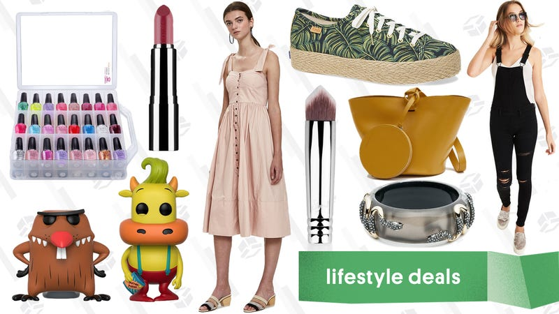 Illustration for article titled Tuesday's Best Lifestyle Deals: ThinkGeek, Keds, American Eagle, Sigma Beauty, and More