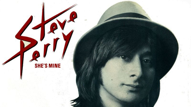 Illustration for article titled Journey's Steve Perry came out of retirement this weekend to sing with Eels