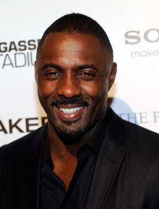 "Idris Elba received a 2011 Golden Globe nod for his role in ""Luther."""