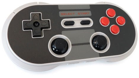 The NES30 Pro Is the Perfect Portable Controller for the Nintendo Switch
