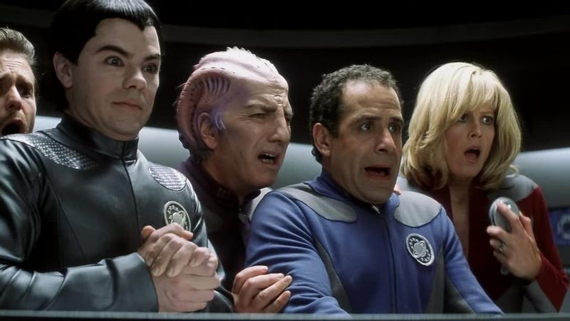 Illustration for article titled There's A Galaxy Quest TV Show In The Works