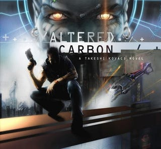 Illustration for article titled Cyberpunk detective novel Altered Carbon really is all that