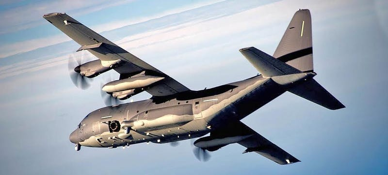 Illustration for article titled The U.S. Air Force's New AC-130 Gunships Are Really Bomb Trucks